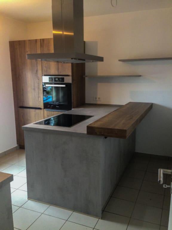 Wir stellen vor: Kleiner Raum, große Küche - schüller in Betonoptik ...