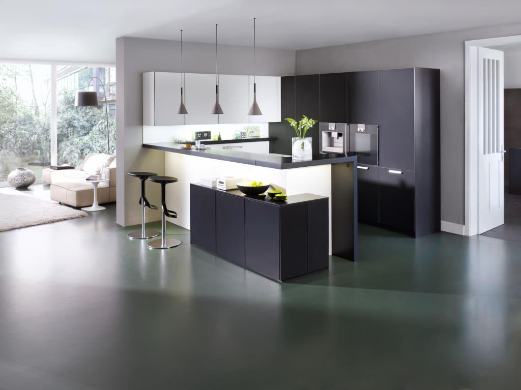 Küchen von Leicht - Küchenwerkstatt Euskirchen | {Leicht küchen grifflos 43}